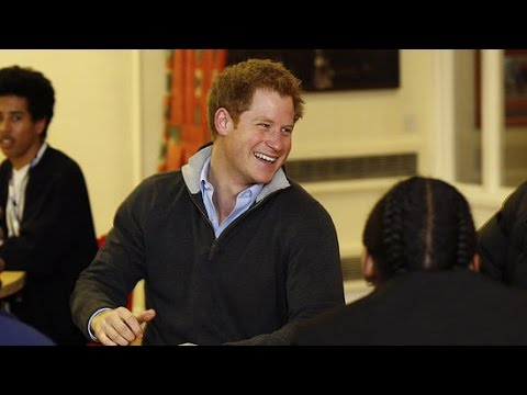 Prince Harry's Girlfriend Status and Awesome #TBT!
