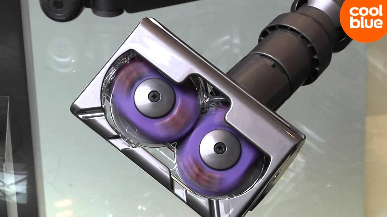 dyson dc52 animal turbine stofzuiger videoreview en. Black Bedroom Furniture Sets. Home Design Ideas