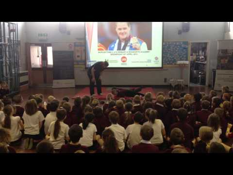 Leicester-Shire & Rutland Sport Olympic and Paralympic Roadshow