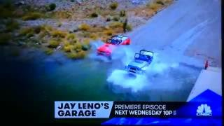 WaterCar Teaser - Jay Leno