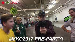 SWEETS KENDAMAS LIVE EP.7 MKO PRE PARTY JAM SESSION