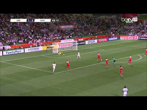 AFC Asian Cup 2015 - Match 6 - Iran vs Bahrain (group C)