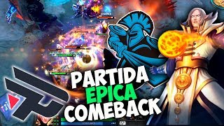 ÉPICO!! DEBUT DE PAING GAMING EN EL INTERNACIONAL | PAIN vs NEWBEE | RESUMEN TI8