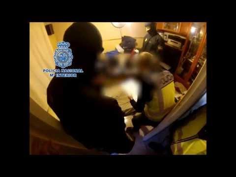 Así fue el arresto del pederasta de Ciudad Lineal