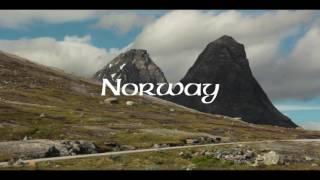 Following the Ice People Saga - documentary movie Trailer (Margit Sandemo)