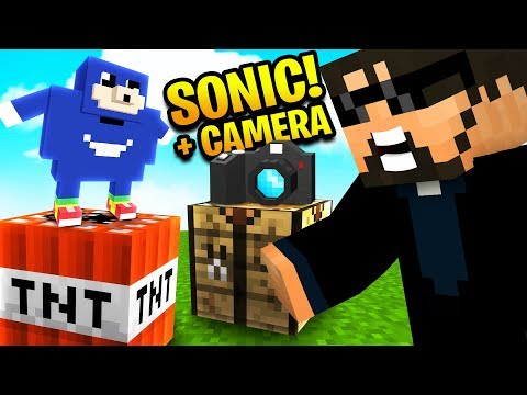 Minecraft: Mod Reviews #1 - Ugandan Cameras?