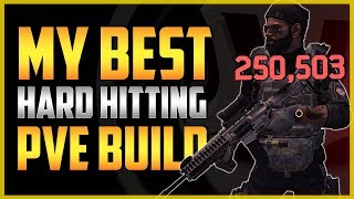 Division 2   5 Mil DPS Build is what YouTubers would say.. BEST AR PVE BUILD