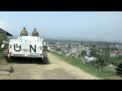 MONUSCO's mandate in the DRC comes under fire