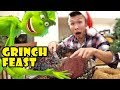 Making The GRINCH'S Christmas Feast From Movie || Life After College: Ep. 621