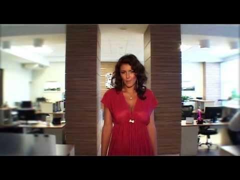 Шуточный видеоклип-поздравление офисных работников на День рождения начальника