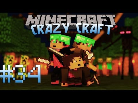 Minecraft: Crazy Craft Adventure! Episode 34 - Lucky Blocks!!!!