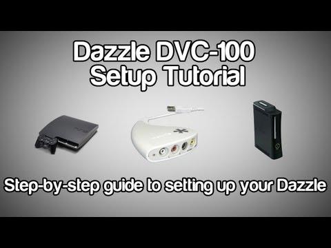Pinnacle Dazzle DVC-100 Capture Card Step-by-Step Setup Tutorial