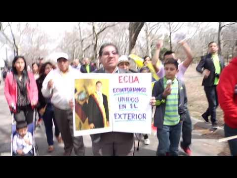 Rafael Correa - Queens, New York (2nd part)