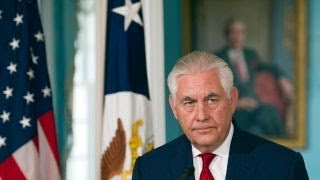 Rex Tillerson: Spoke with Trump, John Kelly about smooth transition