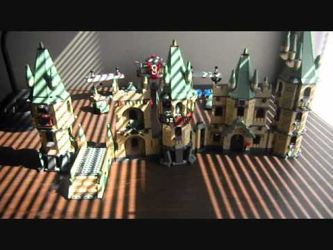 Castle Harry Potter Lego Lego Harry Potter 2010