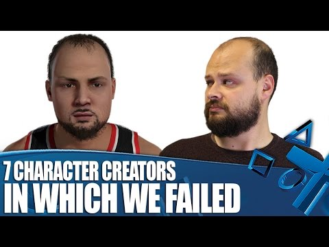 7 Character Creators In Which We Spectacularly Failed To Make Ourselves