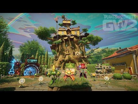 LIVESTREAM: Plants vs. Zombies: Garden Warfare 2 - Multiplayer Gameplay [1080p 60FPS]