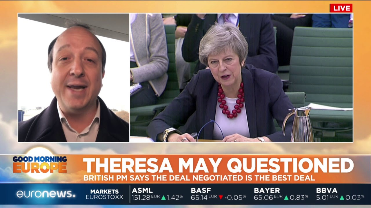 Prime Minister Theresa May says the Brexit deal negotiated is the best deal   #GME