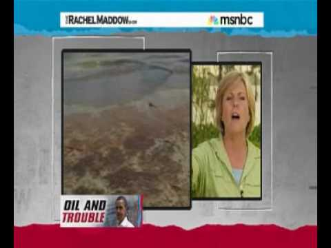 Consequences of Gulf Oil Spill Rachel Maddow