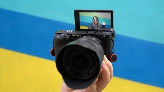 Sony a6400 Top Features Review | User Experience in Hong Kong 4K VLOG