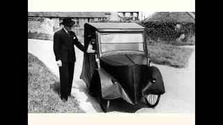 Os Carros Antigos Mais Estranhos do Mundo