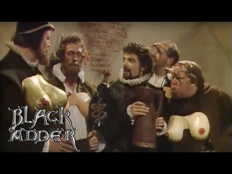 Drunk in 42 Seconds - Blackadder - BBC