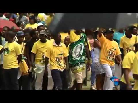 ANC UNITY, NON RACIALISM AND DEMOCRACY MARCH, ANC struggle songs, asinavalo