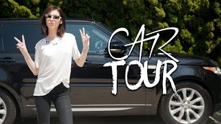 Car Tour || What's in my Range Rover ❤️