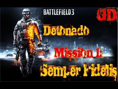 Battlefield 3 - Semper Fidelis