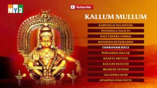 Kallum mullum - Ayyappa Tamil Devotional Songs - Bakthi Jukebox