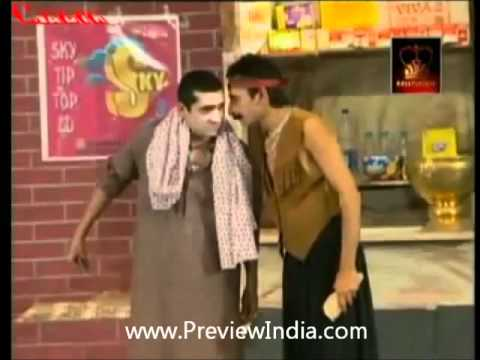 Zafri Khan As Billo Bakra & Iftikhar Thakur Funny Stage Drama Clip video
