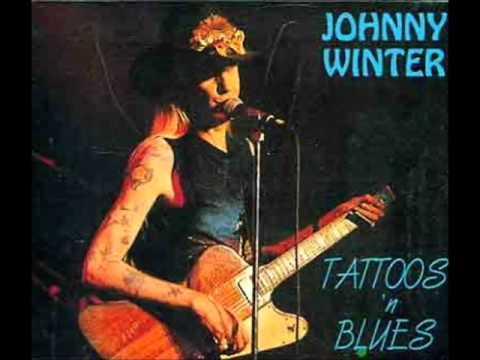 Johnny Winter-Born under a bad sign