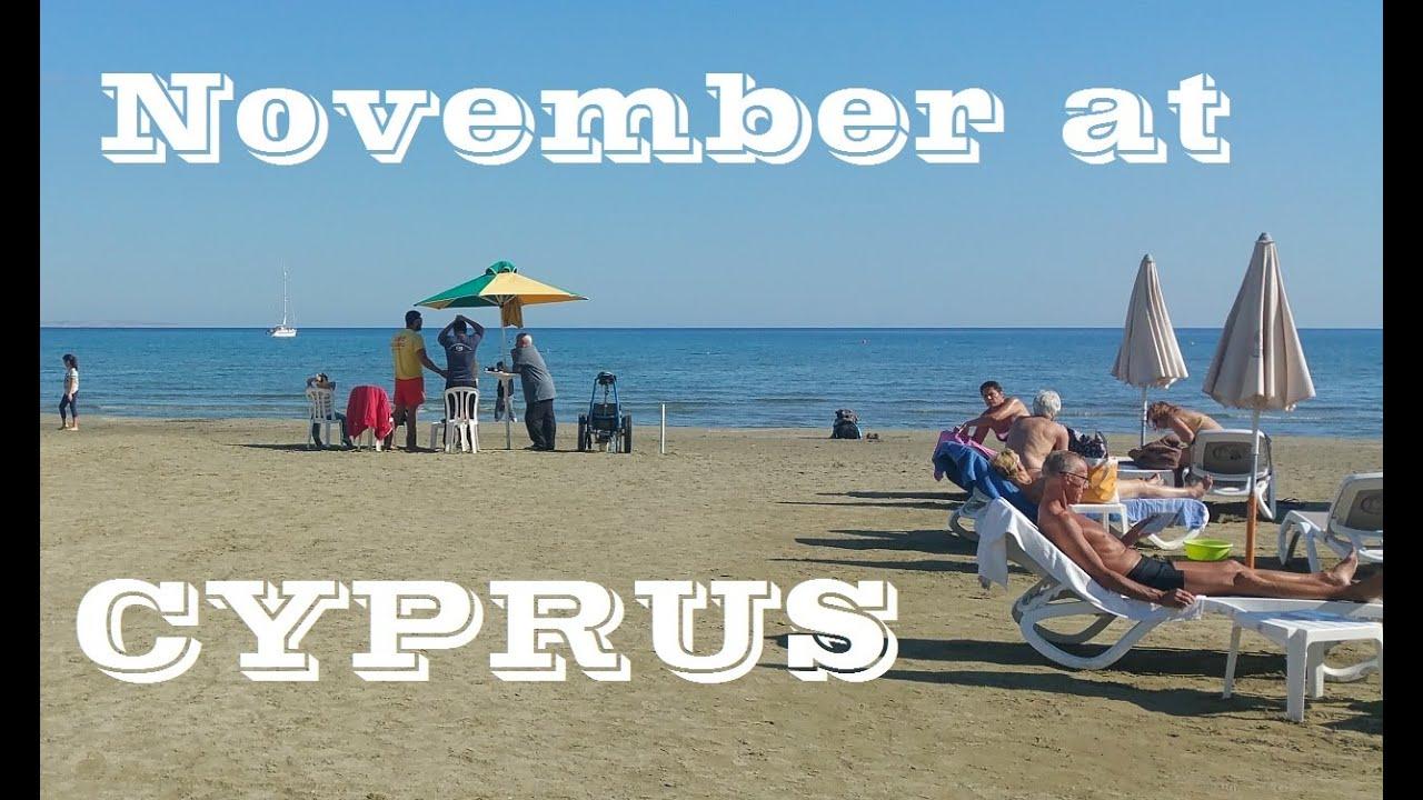Погода в Пафосе в ноябре