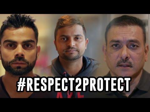 Virat Kohli, Suresh Raina, Ravi Shastri Stand Up For Women Rights