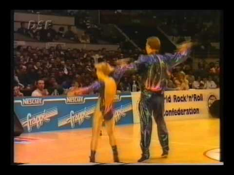 Marika Schmidt & Walter Freysing - World Masters Lyon 1994