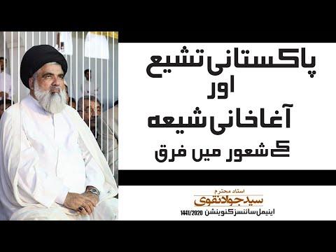 Pakistan Tashayyu aur Agha Khani Shia ke Shaoor Mai Farq | Ustad e Mohtaram Syed Jawad Naqvi