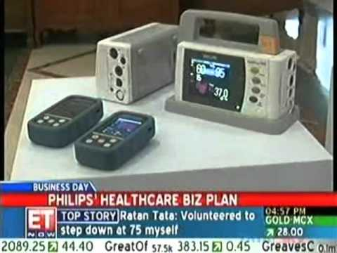 Philips strengthening hold in healthcare market in India