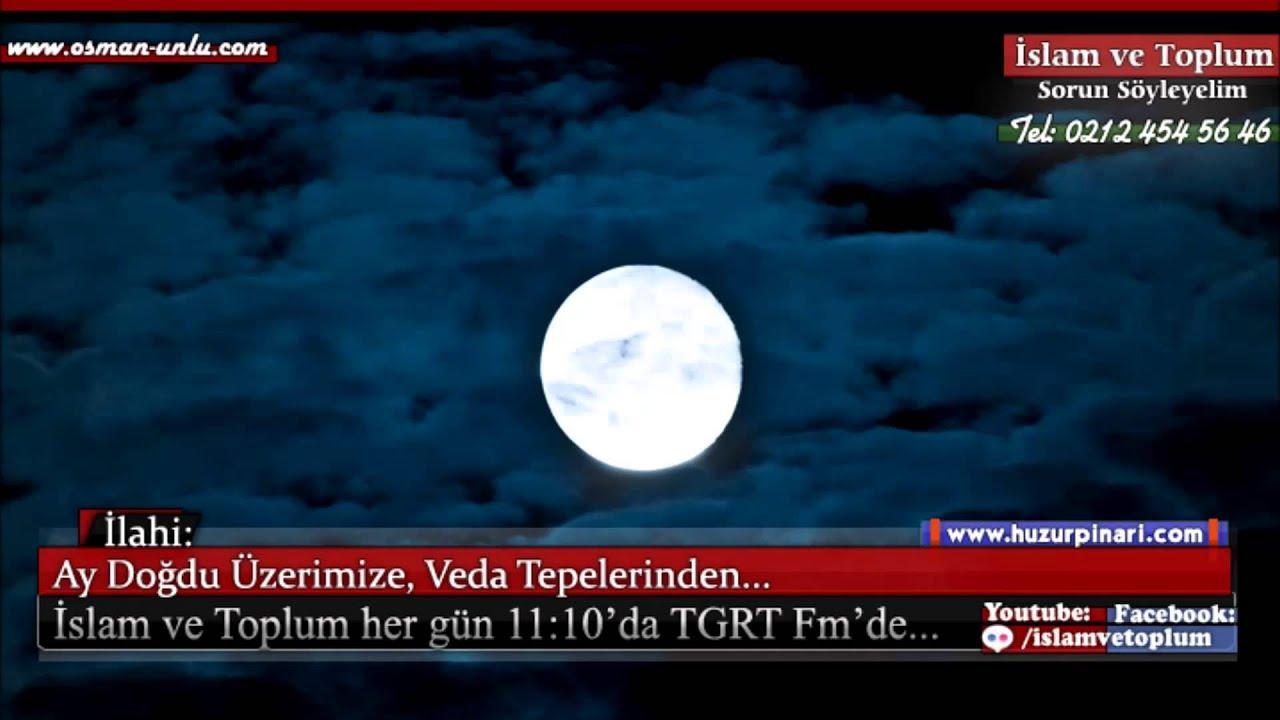 Ay Doğdu Üzerimize - Müziksiz İlahi