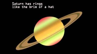 The Solar System Song by Peter Weatherall