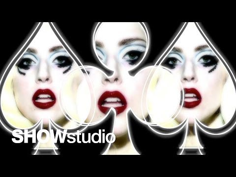 SHOWstudio: Poker Face Monster Ball - Lady Gaga, Nick Knight and Ruth Hogben