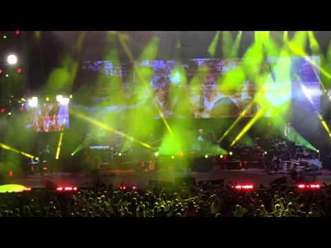 Antonello Venditti - Grazie Roma live @Stadio Olimpico 5/9/2015