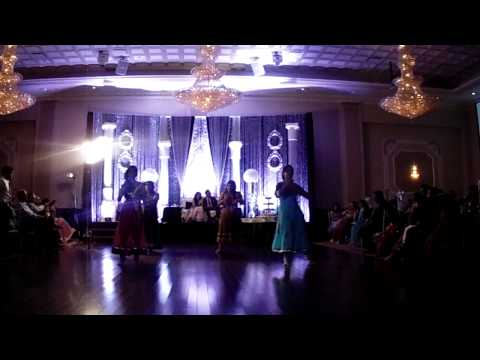 Bollywood Dance - Engagment Performance