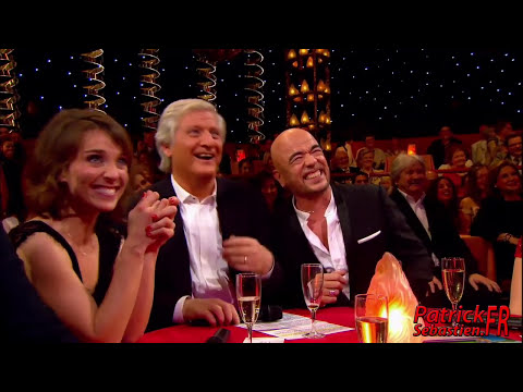 Jeff Panacloc et Jean Marc Avec Pascal Obispo au Grand Cabaret