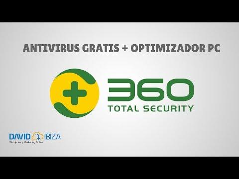 Tutorial 360 Total Security: Antivirus y Optimizador de PC