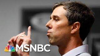 FOX News Host Tucker Carlson Attacks Beto O'Rourke Insinuating Drug Use | The 11th Hour | MSNBC