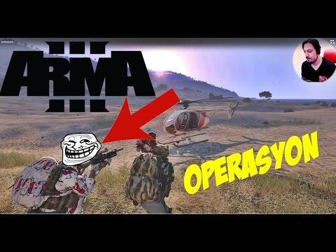 Hava Destekli Operasyon | Arma 3 Türkçe Multiplayer