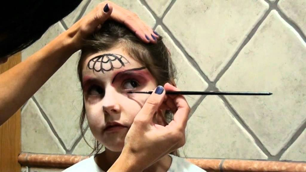 Maquillaje de bruja witch make up youtube for Como pintarse de bruja guapa