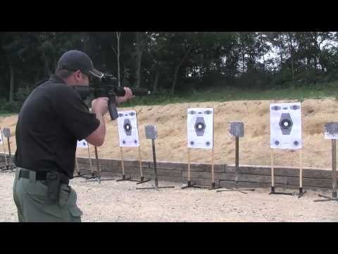 ATI Tactical Training Event - AR-15 & Mossberg 500