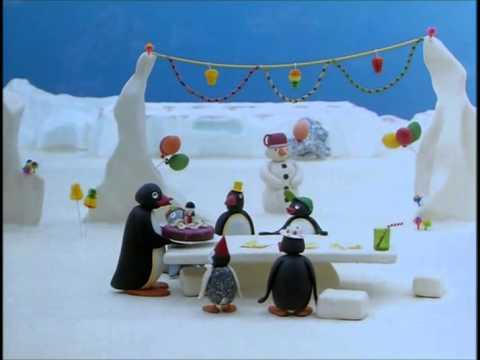 Pingu: Pingu's Birthday video