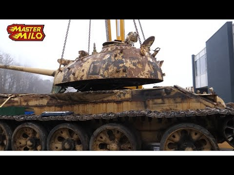 Download The tank has arrived! Mp4 baru
